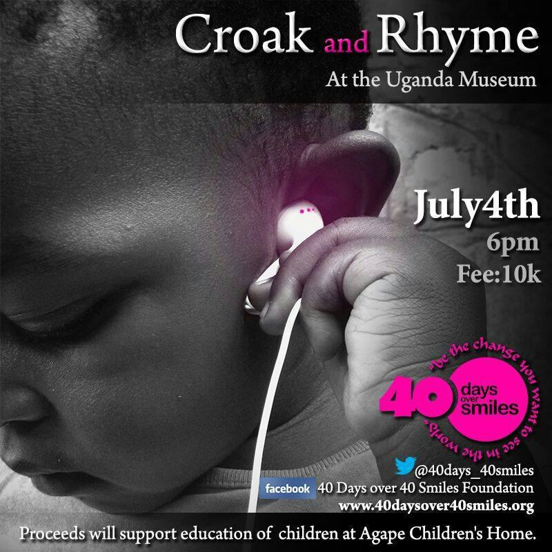 Croak-and-rhyme