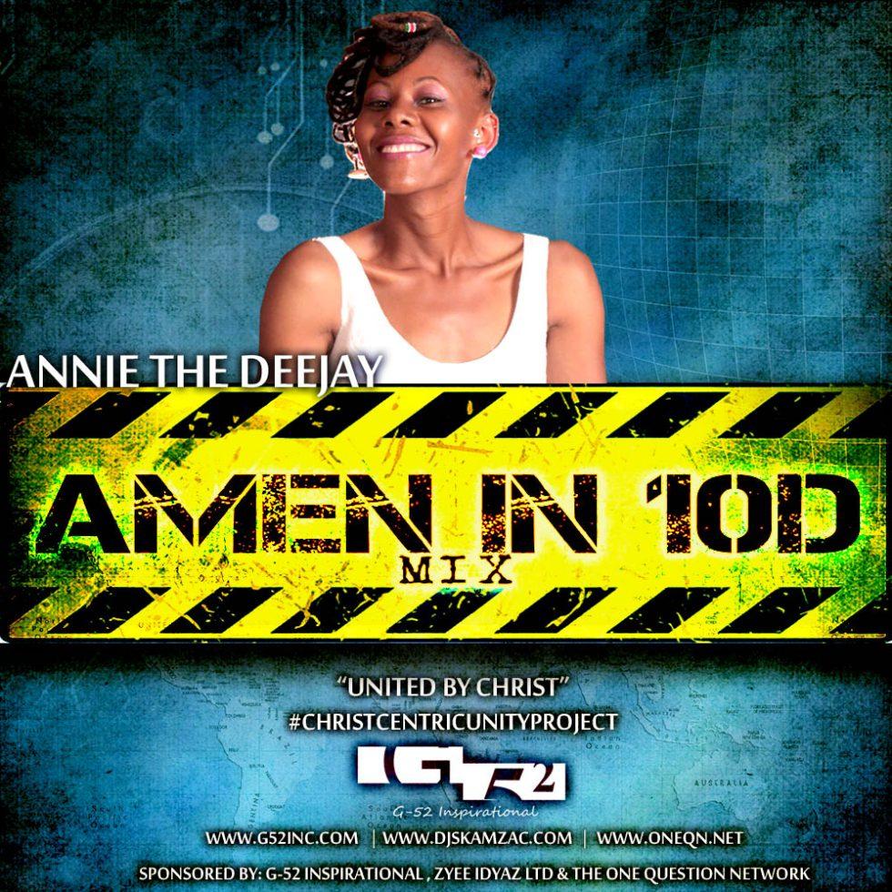 Amen in 10D -Annie